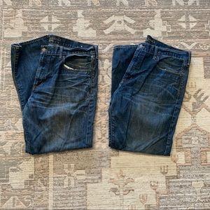American Eagle Jeans Bundle 40x32